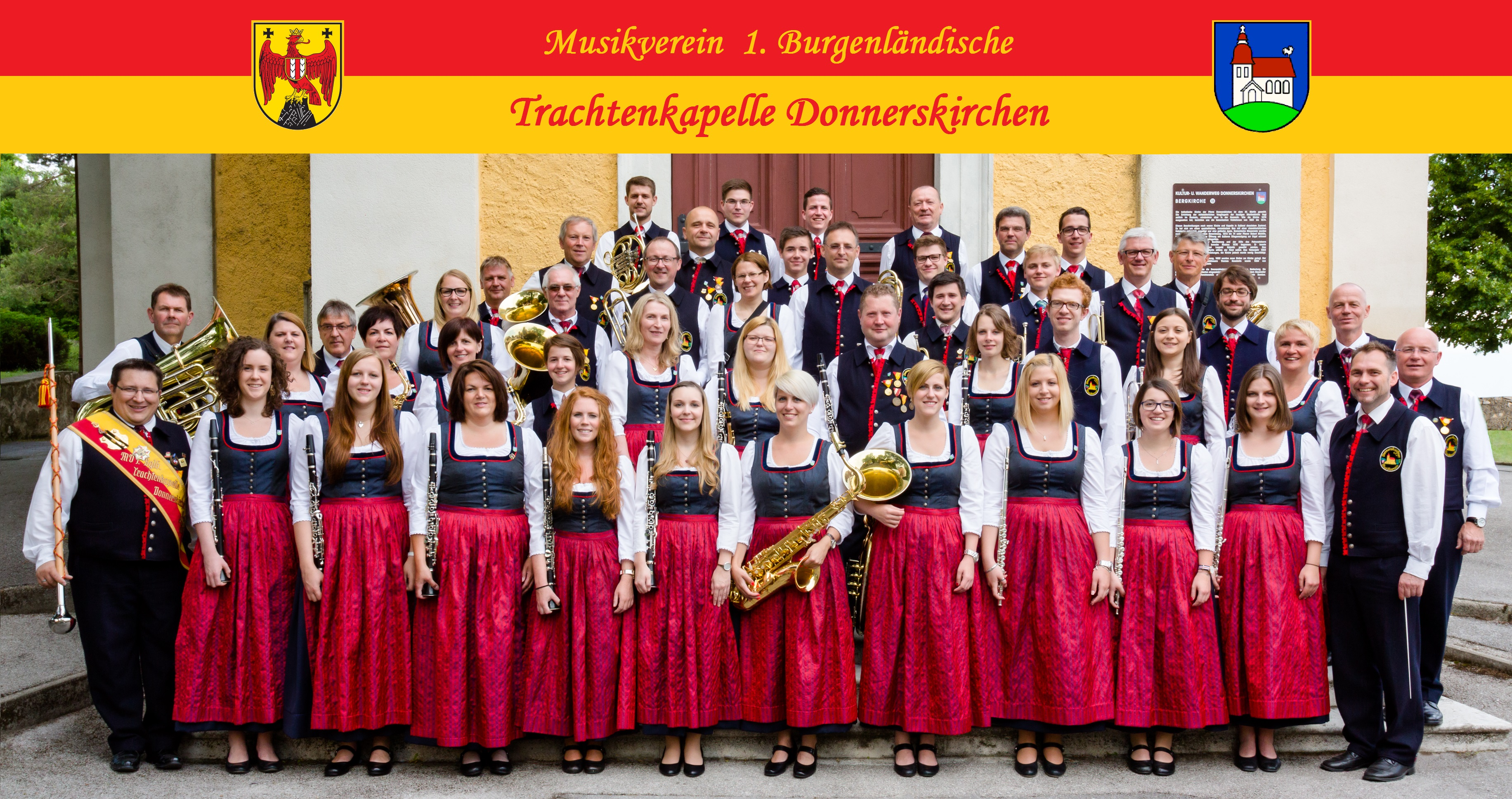 Musikverein 1. Burgenländische Trachtenkapelle Donnerskirchen